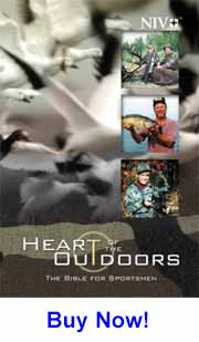 Cowboy Bible: NIV Heart of the Outdoors Bible