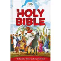 ICB Children's Hardcover Big Red Cove Holy Bible