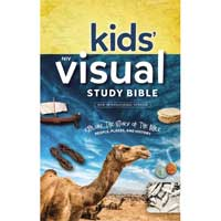 NIV Kids' Visual Study Hardcover Bible