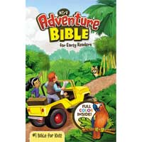 NIrV Adventure Paperback Bible for Early Readers