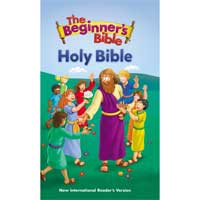 NIrV The Beginner's Bible Hardcover Holy Bible