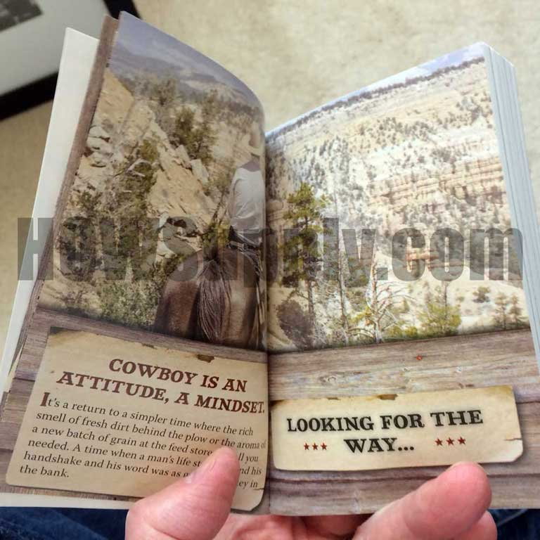 The Way for Cowboys Bible – An Essential Part of Today's Cowboy